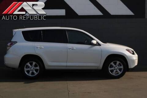2014 Toyota RAV4 EV for sale at Auto Republic Fullerton in Fullerton CA