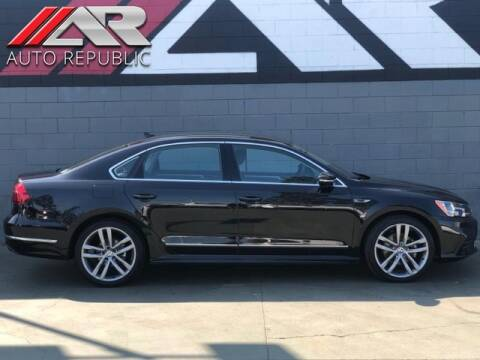 2017 Volkswagen Passat for sale at Auto Republic Fullerton in Fullerton CA