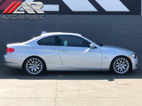 2008 BMW 3 Series for sale at Auto Republic Fullerton in Fullerton CA