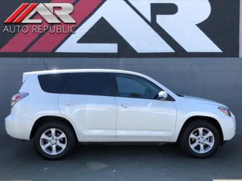 2014 Toyota RAV4 EV for sale at Auto Republic Fullerton in Fullerton CA