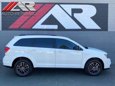 2018 Dodge Journey for sale at Auto Republic Fullerton in Fullerton CA