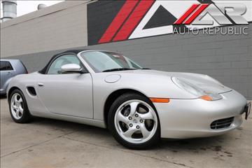 2001 Porsche Boxster for sale in Fullerton, CA