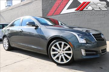 2013 Cadillac ATS for sale in Fullerton, CA