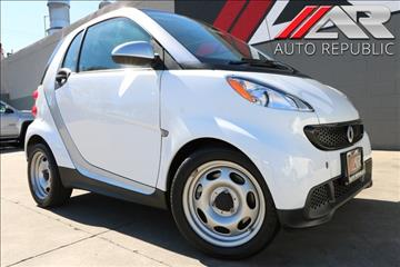 2014 Smart fortwo for sale in Fullerton, CA