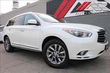2015 Infiniti QX60 for sale in Fullerton, CA
