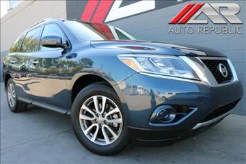 2014 Nissan Pathfinder for sale in Fullerton, CA