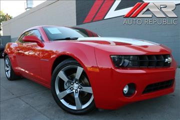 2012 Chevrolet Camaro for sale in Fullerton, CA