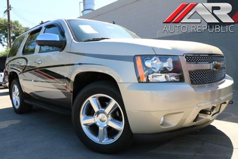 2011 Chevrolet Tahoe for sale in Fullerton, CA