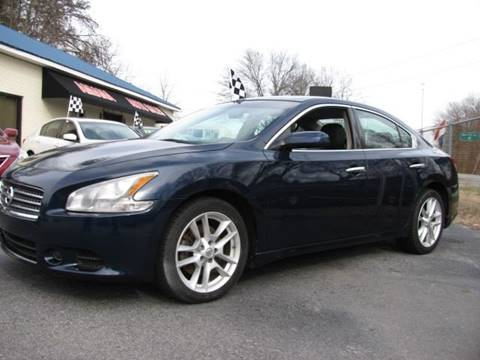 nissan maxima sedan black ca xenon for s headlights deer in park matte sale available