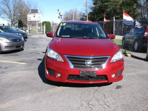 2013 nissan sentra for sale in greensboro nc. Black Bedroom Furniture Sets. Home Design Ideas