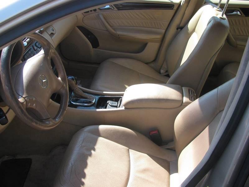2002 Mercedes-Benz C-Class C320 4dr Sedan - Greensboro NC