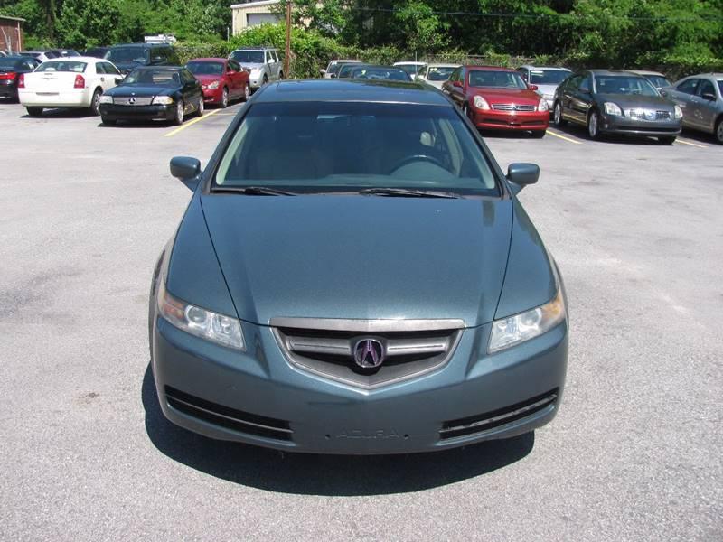 2005 Acura TL 3.2 4dr Sedan w/Navi - Greensboro NC