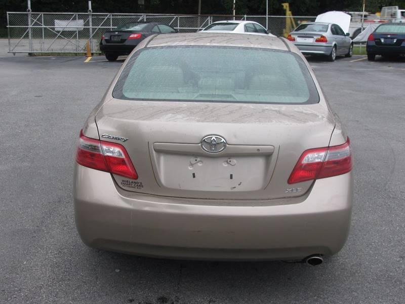2008 Toyota Camry 4dr Sedan 5A - Greensboro NC
