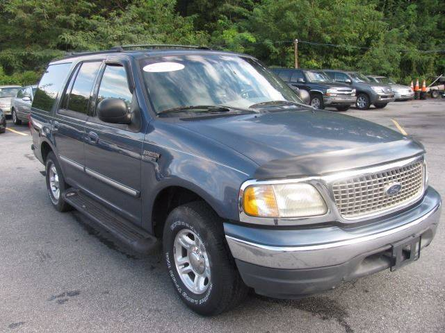 2002 Ford Expedition XLT 2WD 4dr SUV - Greensboro NC