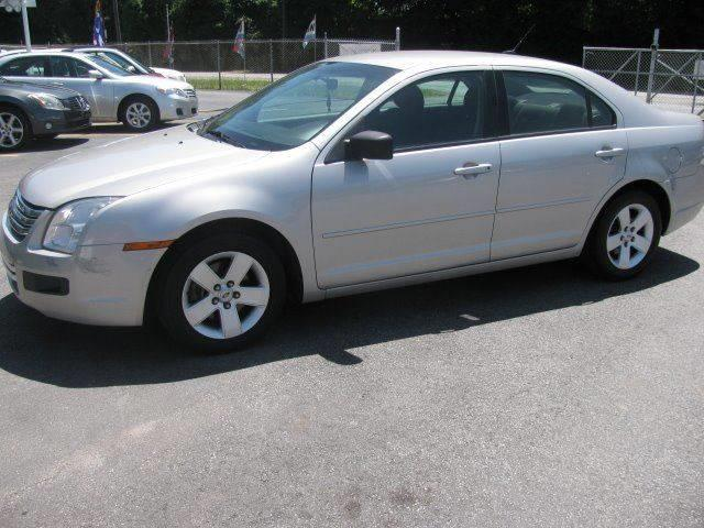 2007 Ford Fusion I-4 SE 4dr Sedan - Greensboro NC