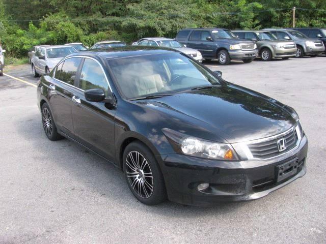 2009 Honda Accord EX-L V6 4dr Sedan 5A - Greensboro NC