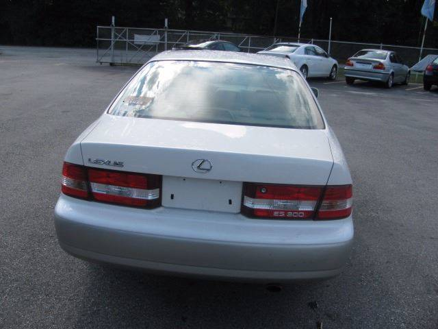 2001 Lexus ES 300 4dr Sedan - Greensboro NC