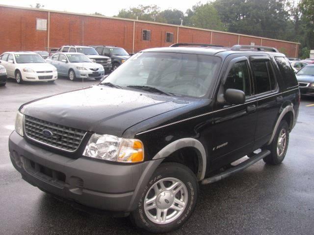 2002 Ford Explorer 4dr XLS 4WD SUV - Greensboro NC