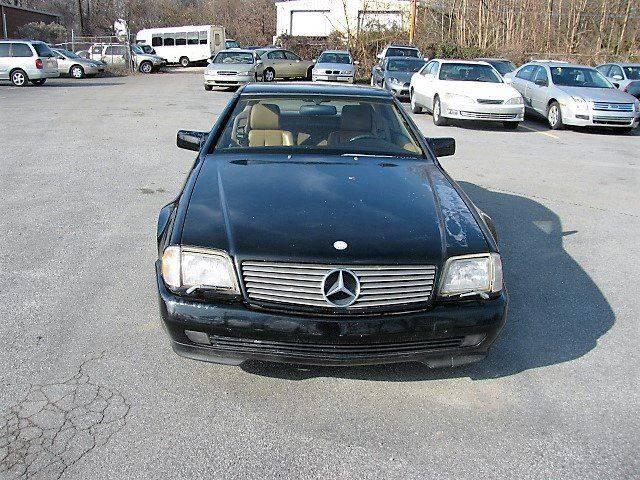 1990 Mercedes-Benz 300-Class 300SL 2dr Convertible - Greensboro NC