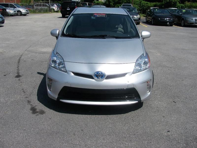 2012 Toyota Prius Five 4dr Hatchback - Greensboro NC