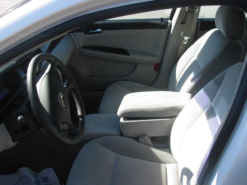 2008 Chevrolet Impala LT 4dr Sedan - Greensboro NC