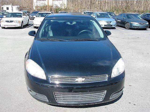 2008 Chevrolet Impala LTZ 4dr Sedan - Greensboro NC