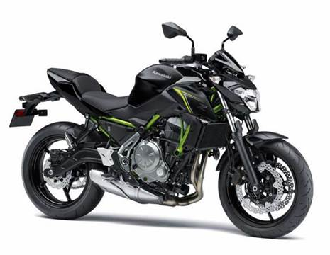 2018 Kawasaki Z650 ABS for sale at Queen City Motors Inc. in Dickinson ND