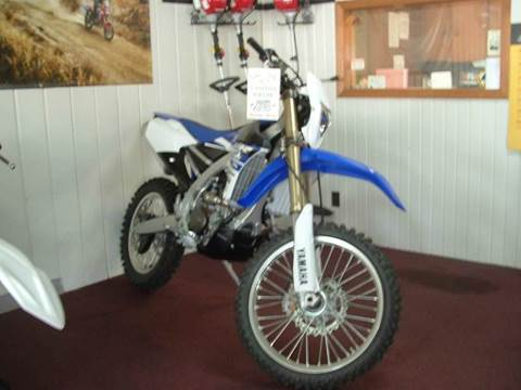 2015 Yamaha WR250F for sale at Queen City Motors Inc. in Dickinson ND