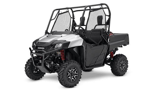 2020 Honda Pioneer 700 DLX  - Dickinson ND