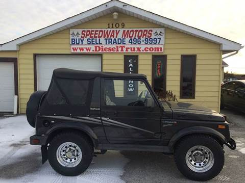 1991 Suzuki Samurai for sale in Fort Wayne, IN