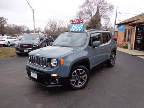 2018 Jeep Renegade for sale in Waukegan, IL