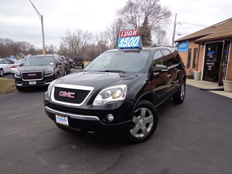 2012 GMC Acadia for sale in Waukegan, IL