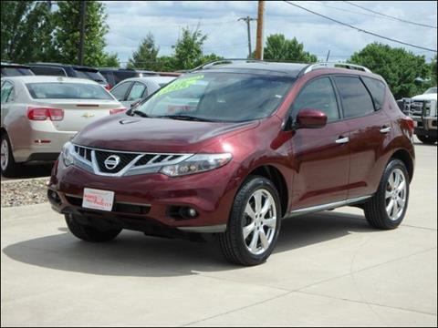 2012 Nissan Murano for sale in Des Moines, IA