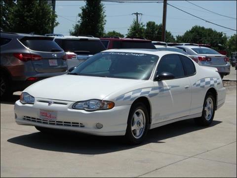2005 Chevrolet Monte Carlo for sale in Des Moines, IA
