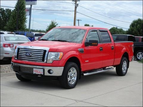 2011 Ford F-150 for sale in Des Moines, IA