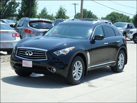 2012 Infiniti FX35 for sale in Des Moines, IA