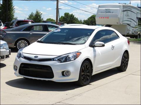 2015 Kia Forte Koup for sale in Des Moines, IA