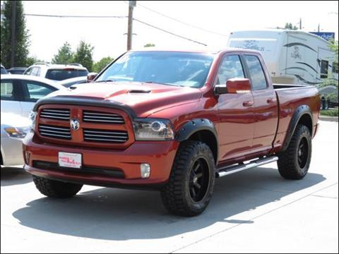 2013 RAM Ram Pickup 1500 for sale in Des Moines, IA