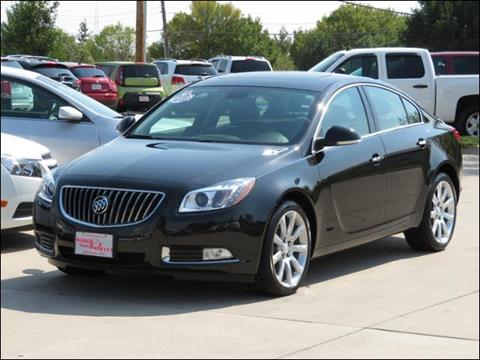 2013 Buick Regal for sale in Des Moines, IA