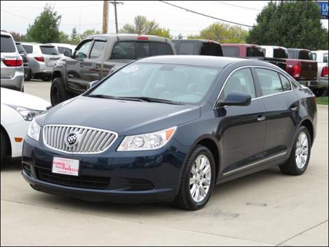2012 Buick LaCrosse for sale in Des Moines, IA