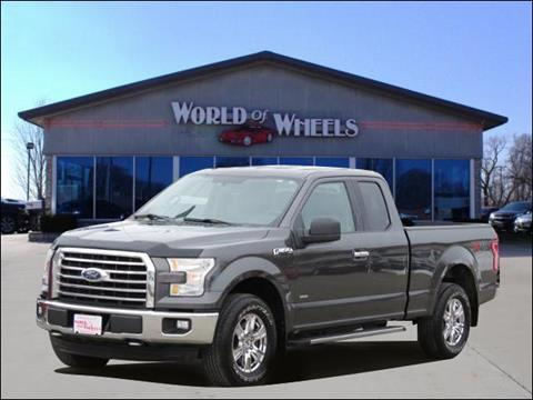 2016 Ford F-150 for sale in Des Moines, IA