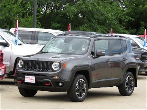 Jeep Renegade Trailhawk For Sale >> 2016 Jeep Renegade For Sale In Ankeny Ia