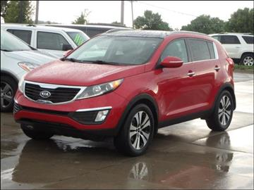 2012 Kia Sportage for sale in Des Moines, IA