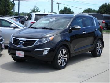 2011 Kia Sportage for sale in Des Moines, IA