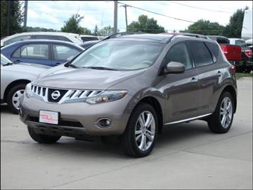 2010 Nissan Murano for sale in Des Moines, IA