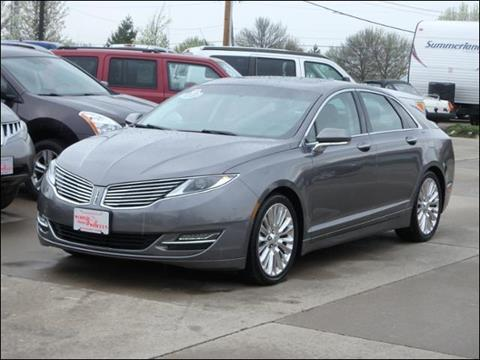 2014 Lincoln MKZ for sale in Des Moines, IA