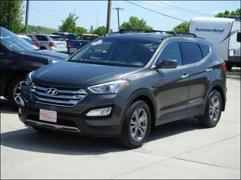 2013 Hyundai Santa Fe Sport for sale in Des Moines, IA