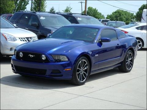 2014 Ford Mustang for sale in Des Moines, IA