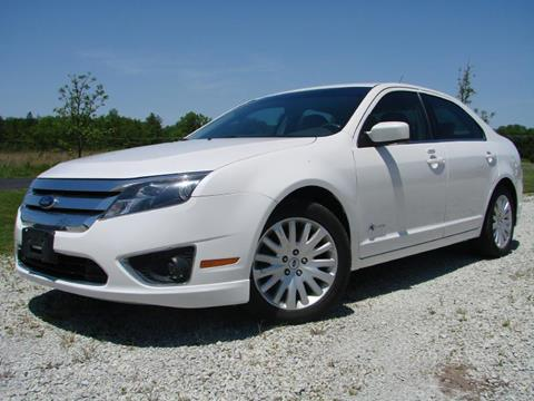 2010 Ford Fusion Hybrid for sale in Wilmington, IL