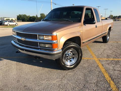 1997 Chevrolet C/K 2500 Series for sale in Wilmington, IL